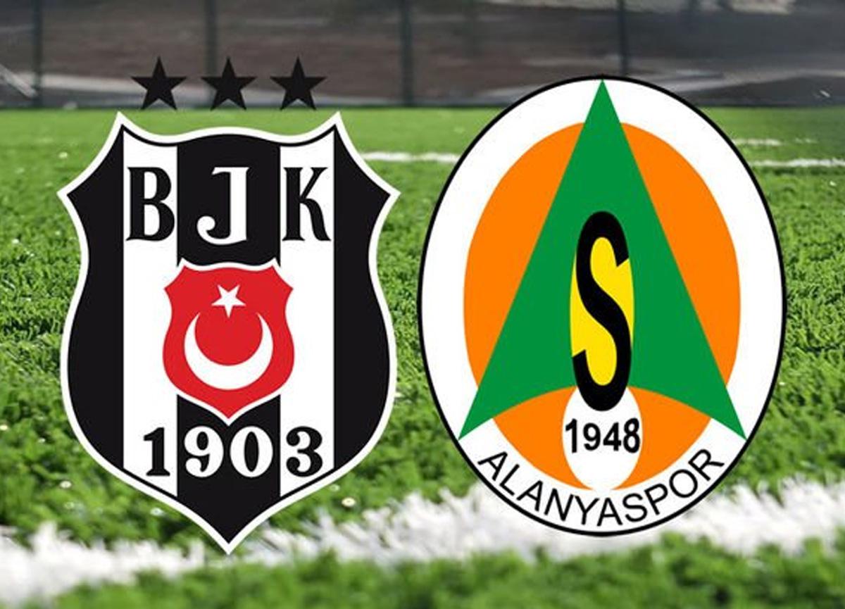 Beşiktaş Alanyaspor maçı bu akşam saat kaçta hangi kanalda canlı izlenecek?