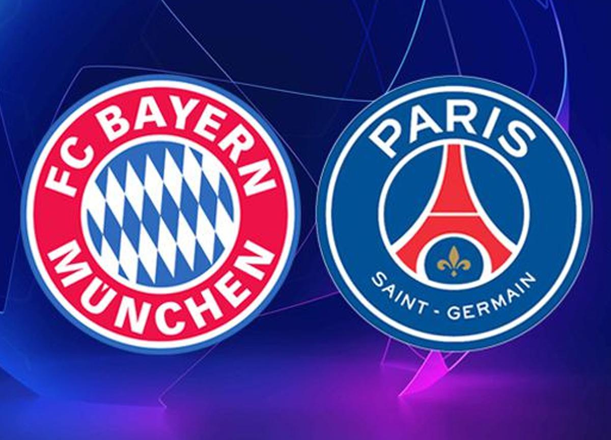 Bayern Münih PSG maçı saat kaçta hangi kanalda canlı izlenecek?   Şampiyonlar Ligi çeyrek final