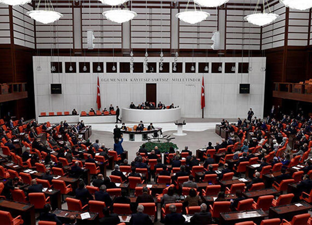 Güvenlik Soruşturması teklifi Meclis'te kabul edildi