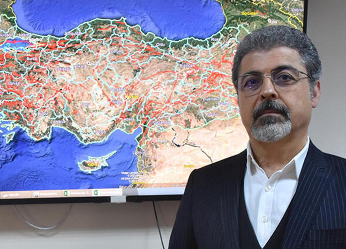 Deprem riski en yüksek iller hangileri? Prof. Dr. Hasan Sözbilir yanıtladı!