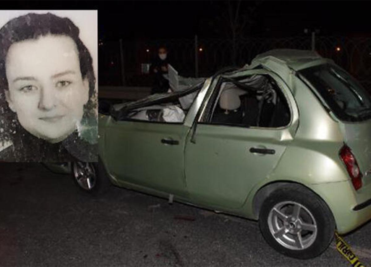 İzmir'de feci kaza! Navigasyon ölüme götürdü