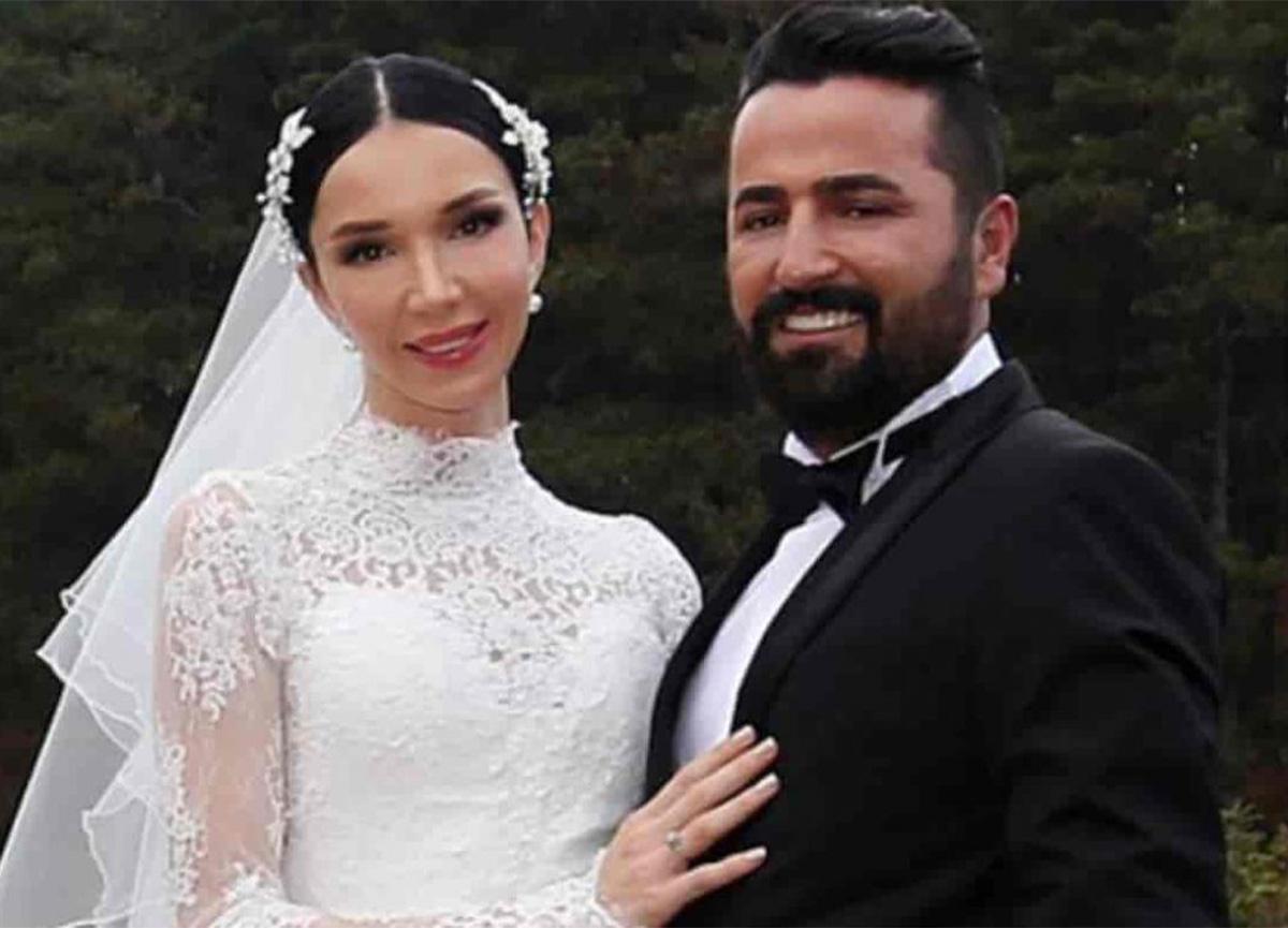 Elif Ece Uzun, olaylı şekilde ayrıldığı eski eşiyle yeniden evlendi