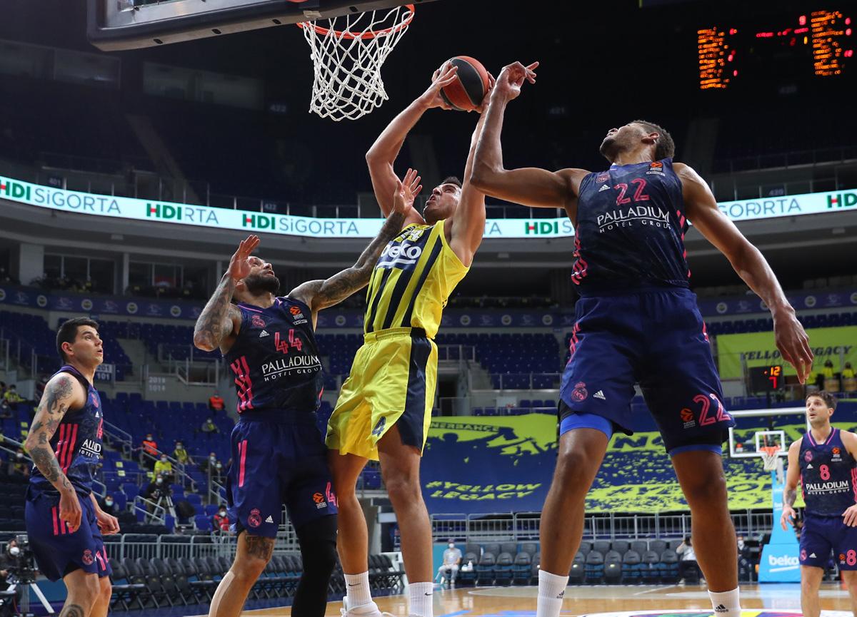 Fenerbahçe ve Anadolu Efes'in Euroleague'deki rakipleri belli oldu!