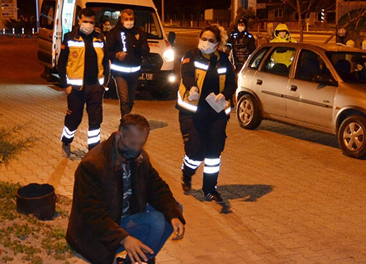 Ankara'da otobüste koronavirüs alarmı! Pozitif çıktı, herkesi riske attı...