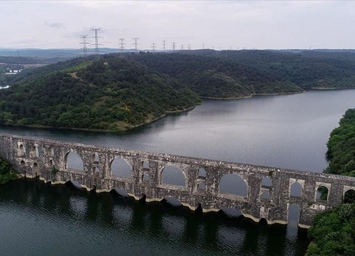 İstanbul barajlarındaki doluluk yüzde 80'i aştı