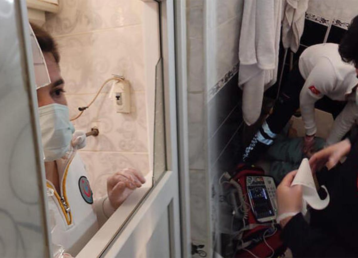 Mardin'de acı olay! Duş almak için girdiği banyoda ölü bulundu