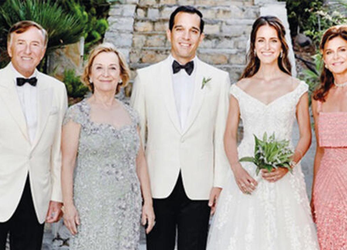 Esra Eczacıbaşı-Murat Coşkun çiftinin oğulları dünyaya geldi