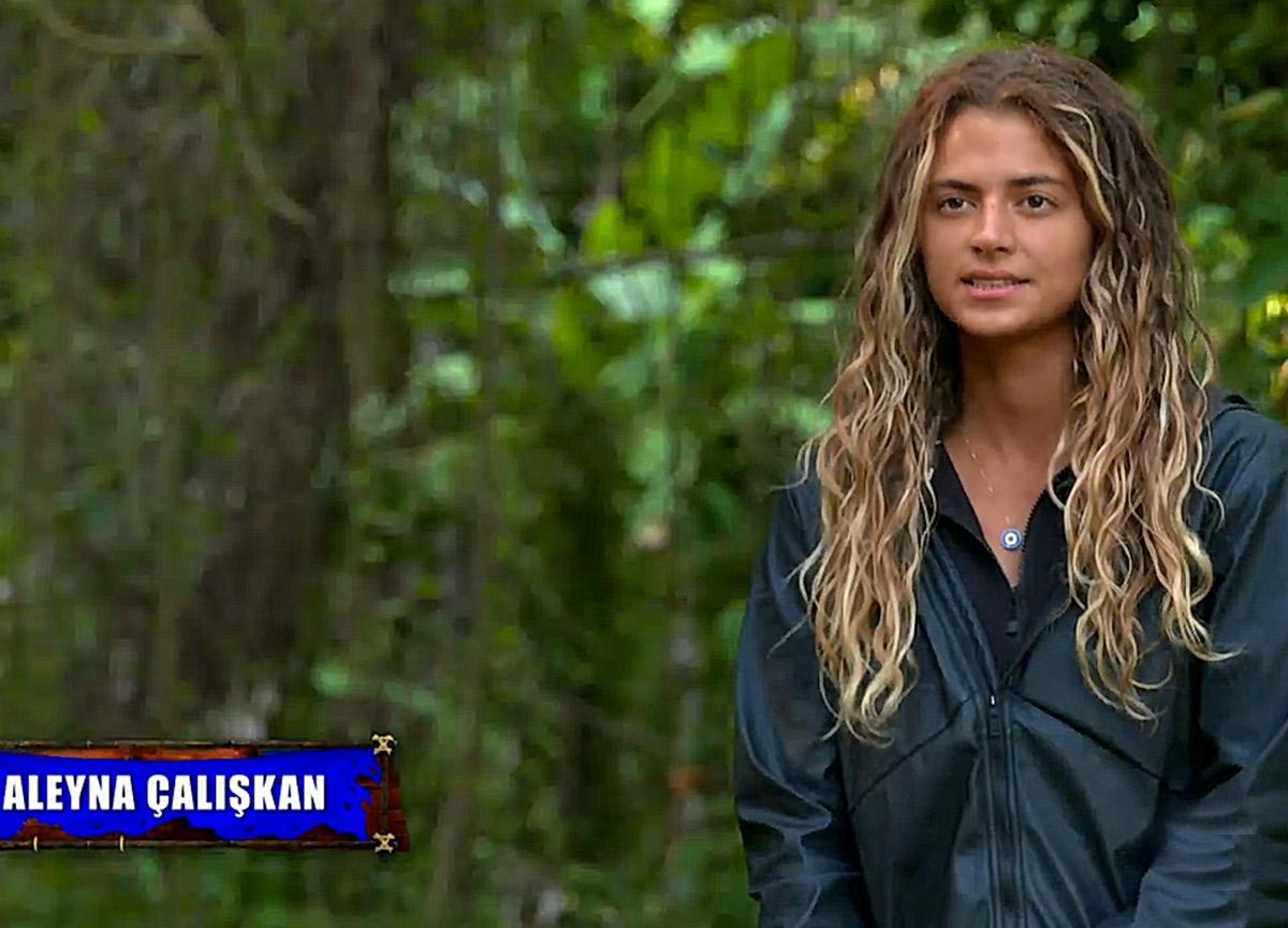 Survivor Aleyna Çalışkan kimdir, kaç yaşında? Eleme adayı olan Survivor Aleyna Çalışkan nereli, ne iş yapıyor?
