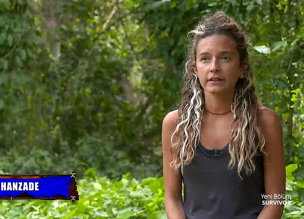 Survivor Hanzade kimdir, kaç yaşında? Survivor 2021'den elenen Hanzade Ofluoğlu nereli, ne iş yapıyor?