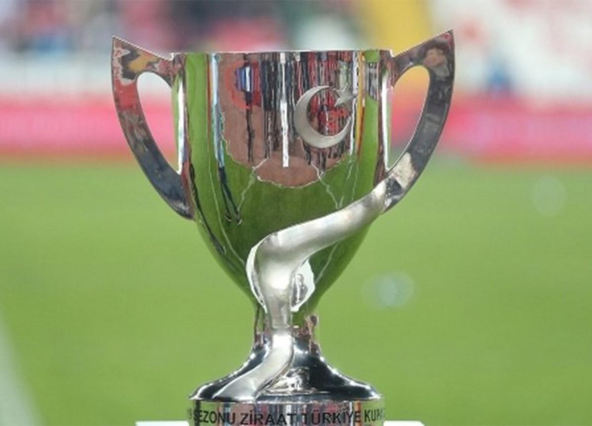 Son dakika: Ziraat Türkiye Kupası finali İzmir'de oynanacak