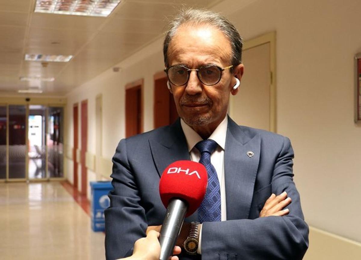 Prof. Dr. Mehmet Ceyhan'dan Sinovac aşısı ile ilgili dikkat çeken açıklama