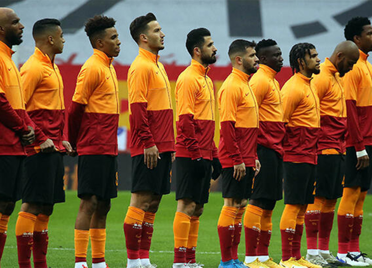 Galatasaray'da koronavirüs şoku! 1 futbolcu...
