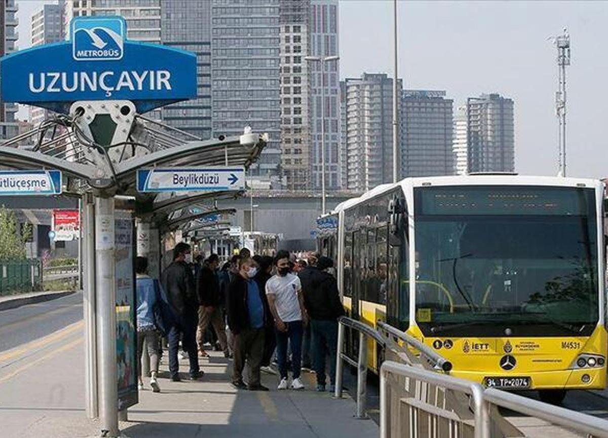 Otobüs, metro, metrobüs ve minibüsler kaça kadar çalışacak? İBB açıkladı...
