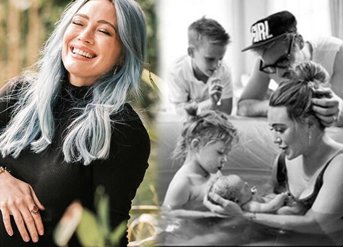 Hilary Duff: Bebeğimi emzirirken sorun yaşadım