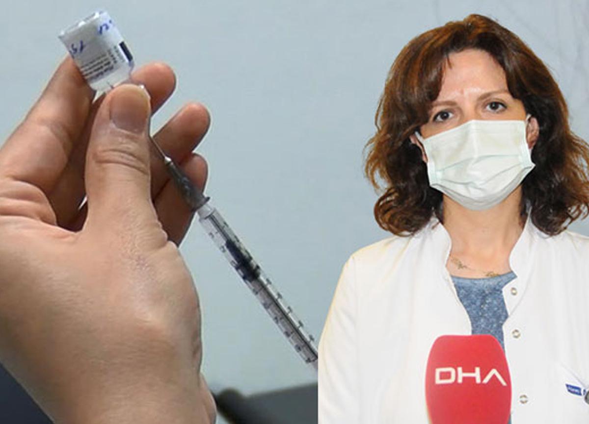 Uzman Dr. Saatçi: Tek doz aşının zayi olmaması için çalışıyoruz