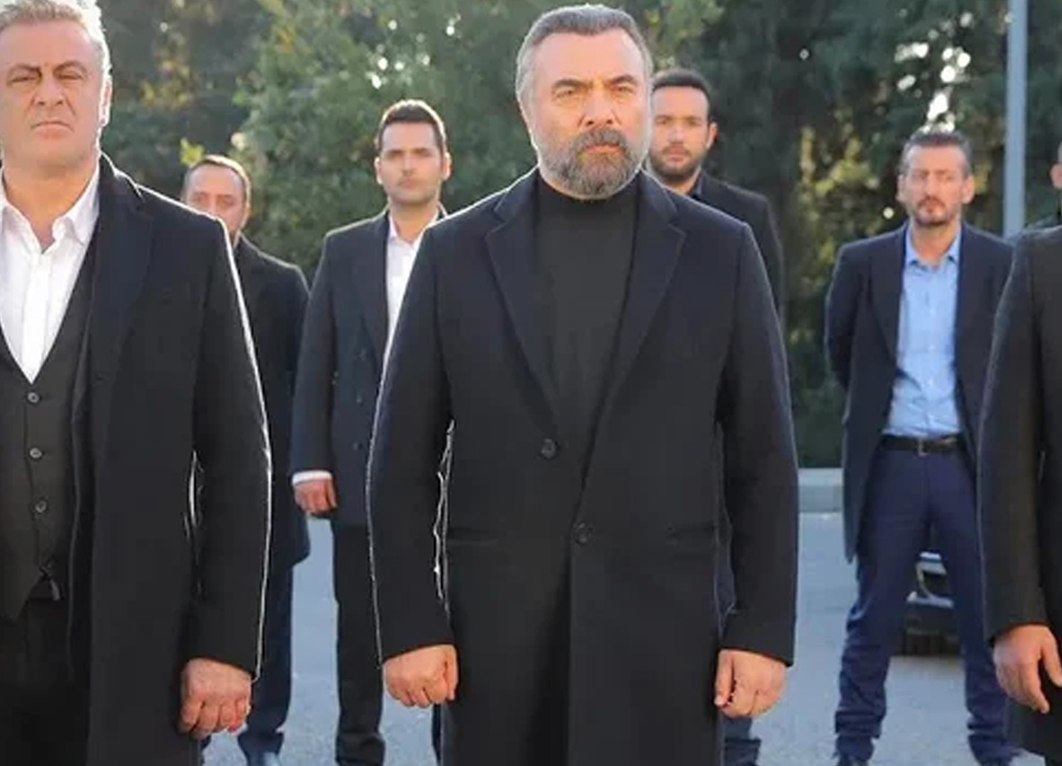Eşkıya Dünyaya Hükümdar Olmaz dizisinin kadrosuna usta oyuncu Ali İpin dahil olacak