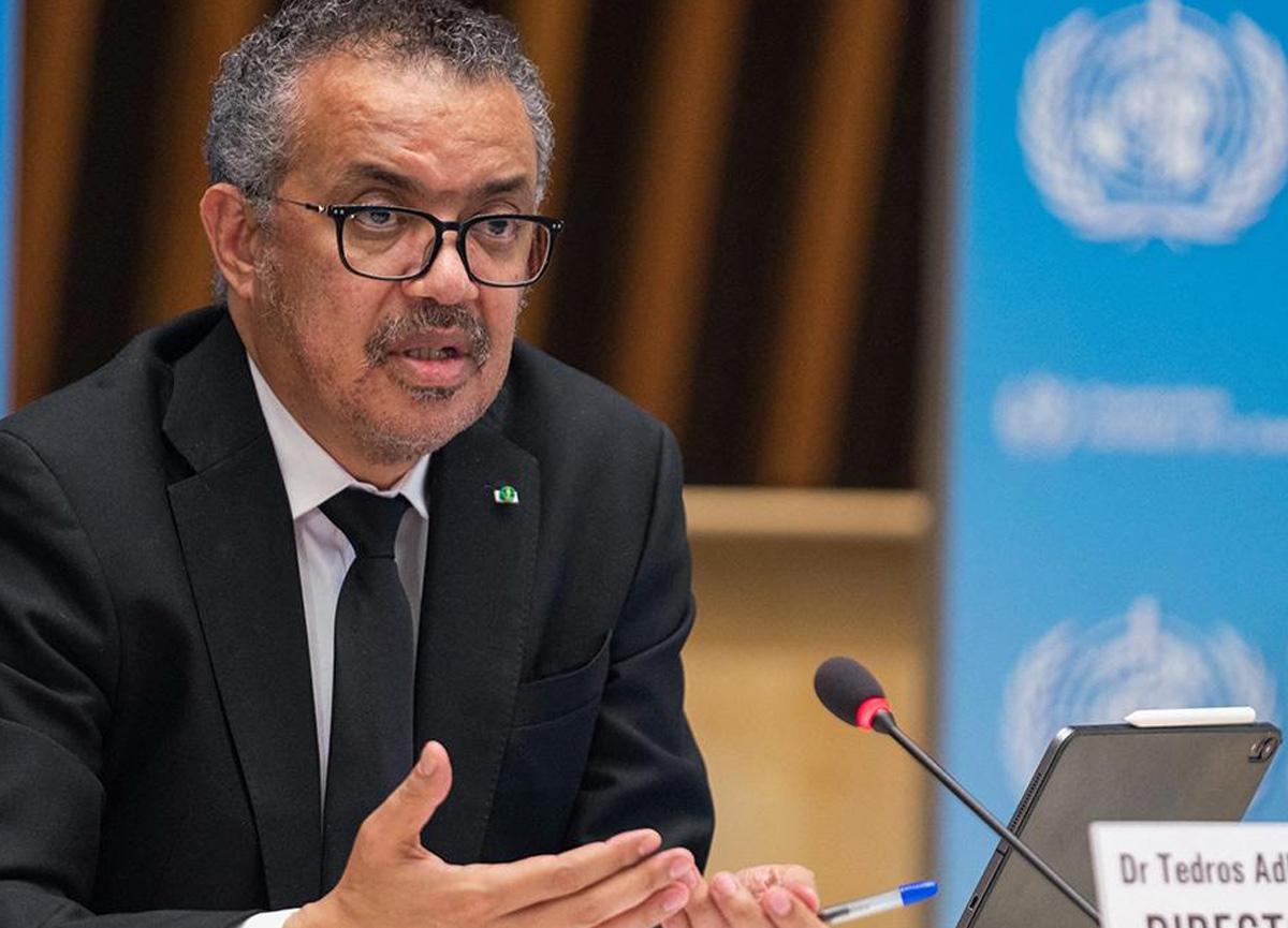DSÖ Genel Direktörü Ghebreyesus: Vakaların sayısı iki ayda ikiye katlandı