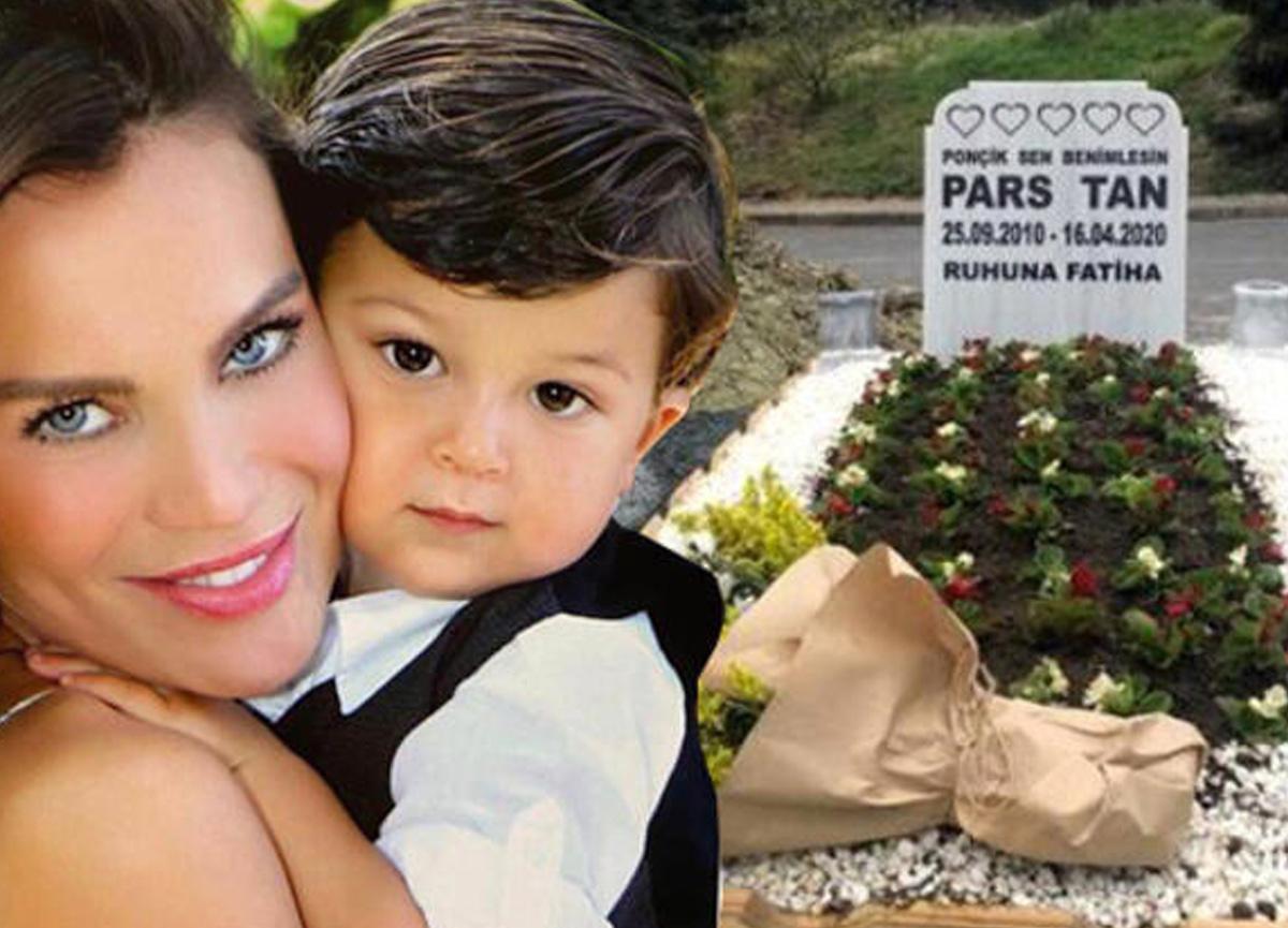 Ebru Şallı'dan oğlu Pars'ın ölüm yıl dönümünde yürek yakan paylaşımlar: Meleklerin de uyuduğuna şahit oldum
