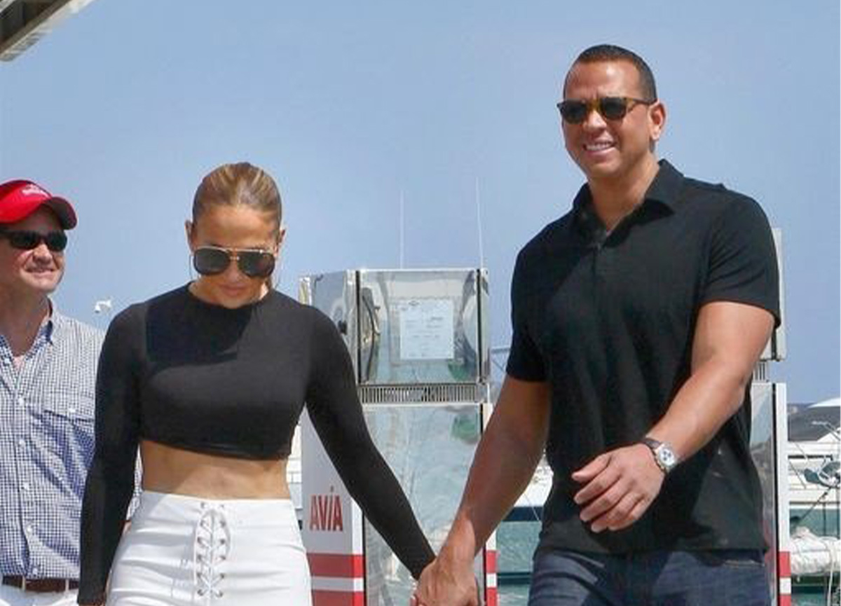 Jennifer Lopez ve Alex Rodriguez'den ayrılık açıklaması