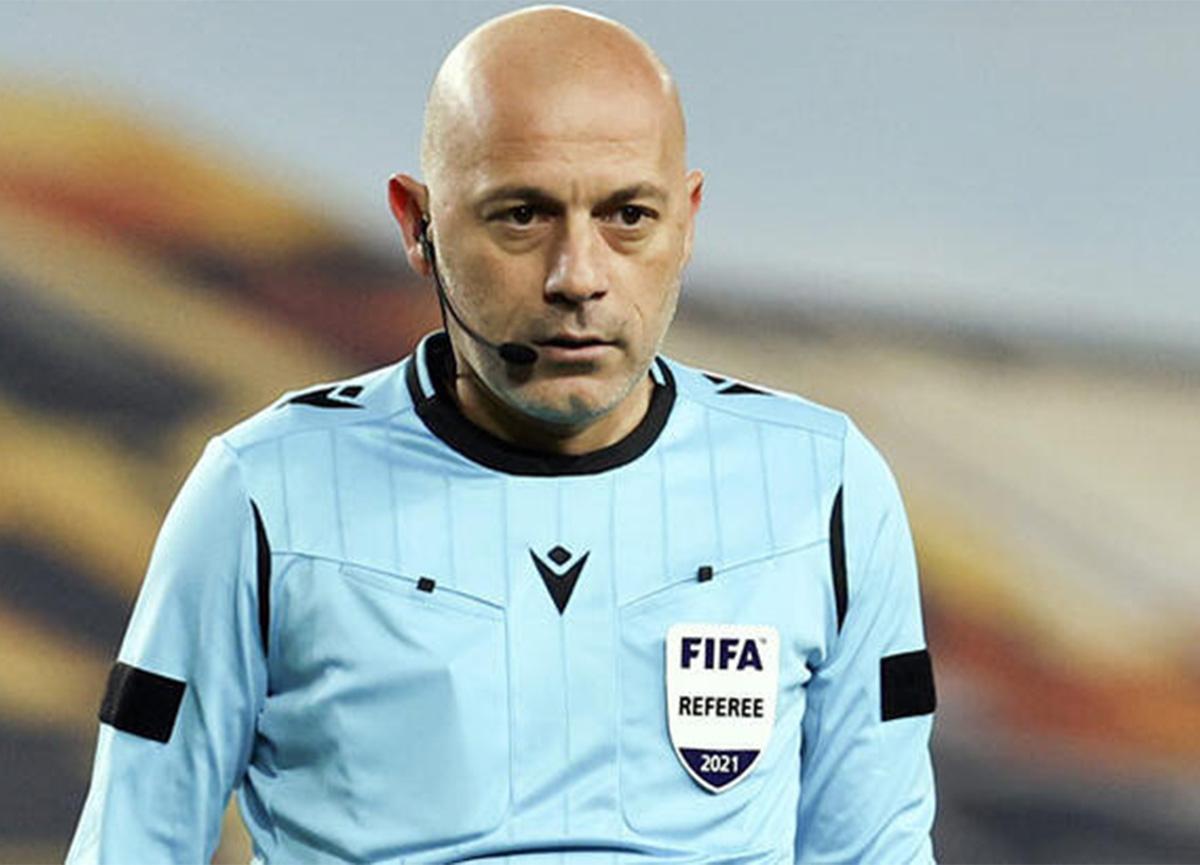 Medipol Başakşehir-Fenerbahçe maçını Cüneyt Çakır yönetecek