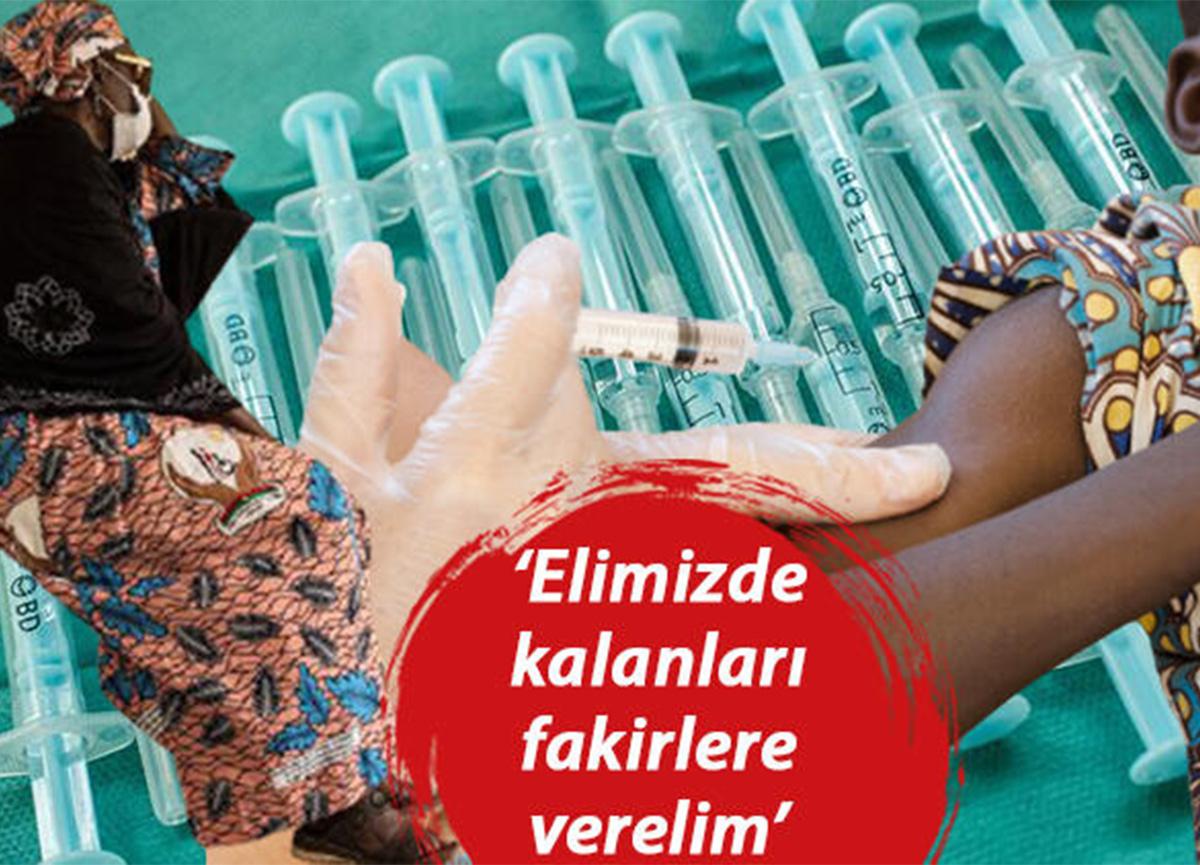 AstraZeneca aşısını durduran Danimarka: 'Elimizde kalan aşıları fakir ülkelere verebiliriz'