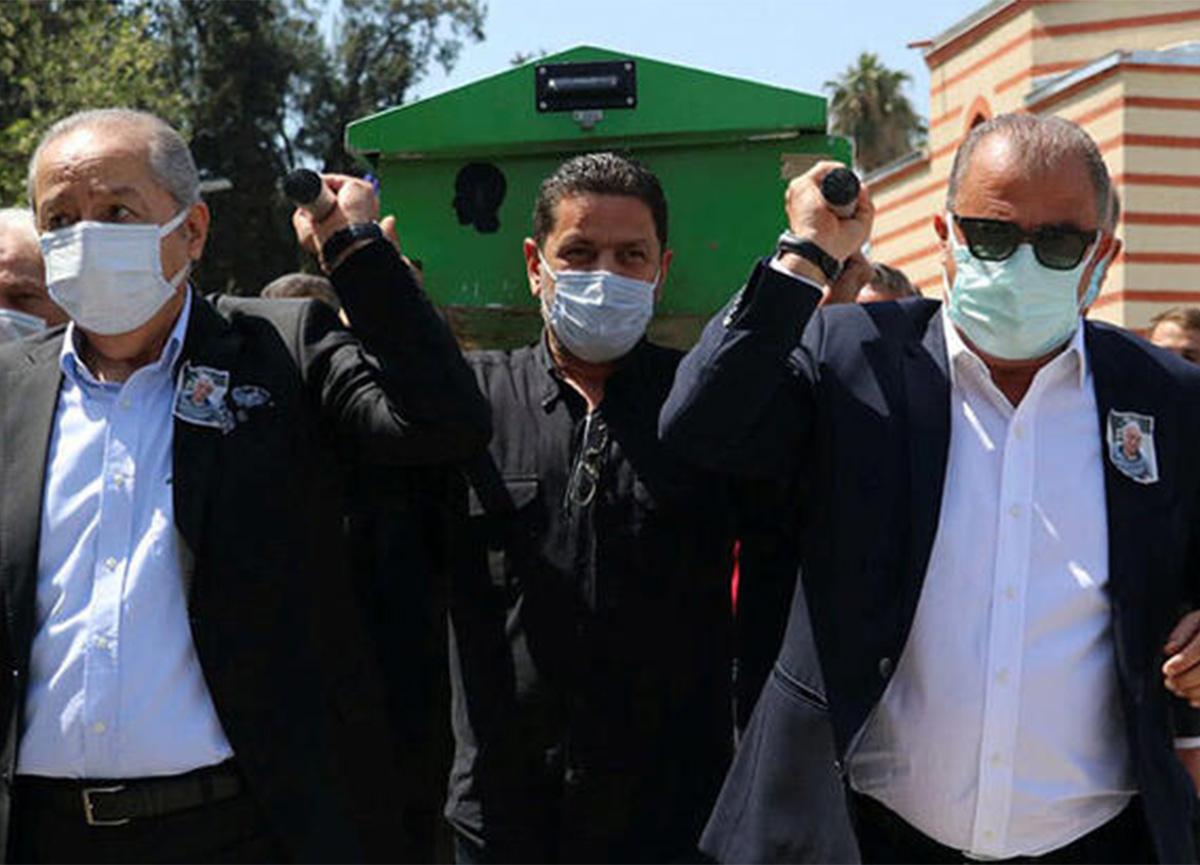 Adana Demirsporlu eski sutopu oyuncusu İlhan Demirdal'a son görev