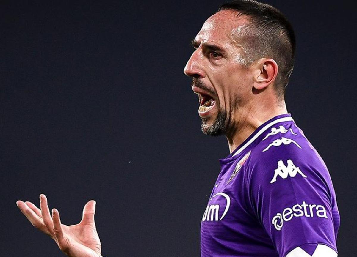 Teklif yapıldı: Franck Ribery Süper Lig'e geri dönüyor