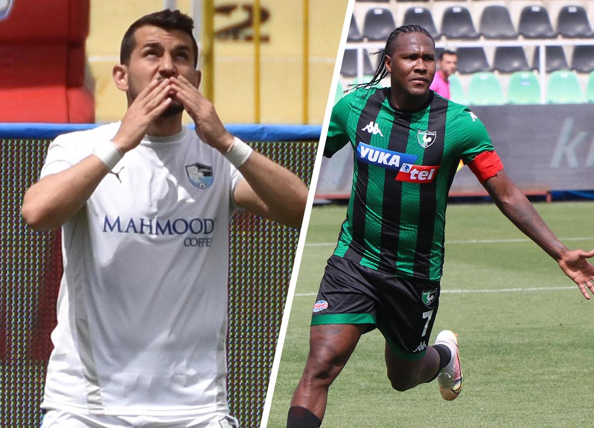 Küme düşme hattında nefes kesen karşılaşma! 5 gollü maçta gülen taraf Erzurumspor oldu