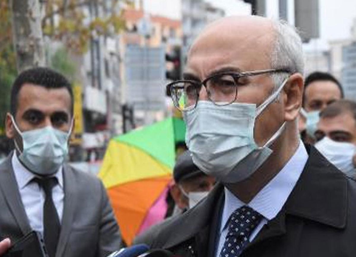 İzmir Valisi Yavuz Selim Köşger: 1 haftadır vaka sayısında değişim olmadı, sebebini bilmiyoruz
