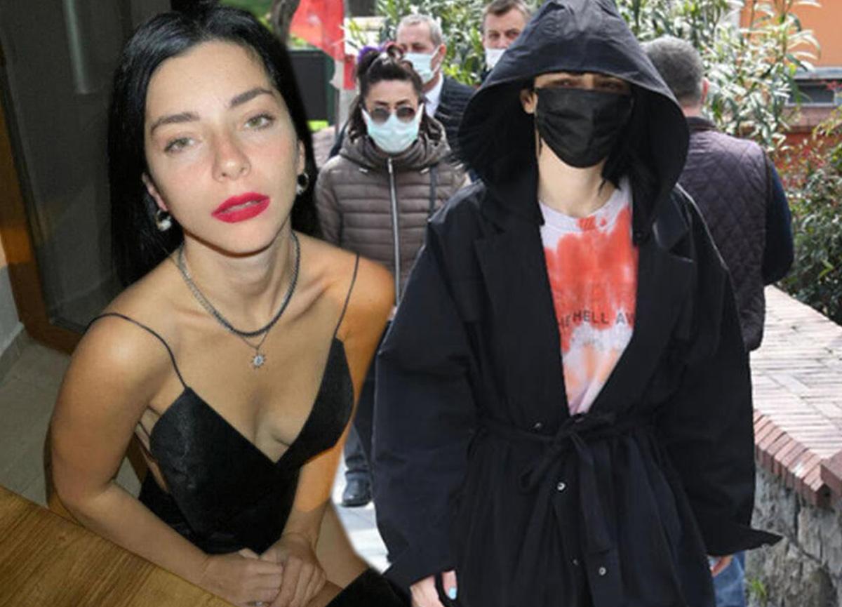 Daha önce sık sık maskesiz görüntülenen Merve Boluğur'a HES kodu şoku: Beni tanımıyor musunuz?