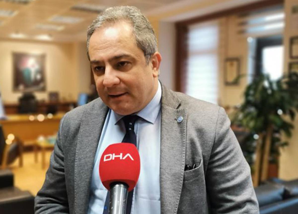 Prof. Dr. Mustafa Necmi İlhan'dan vaka artışı ile ilgili açıklama geldi