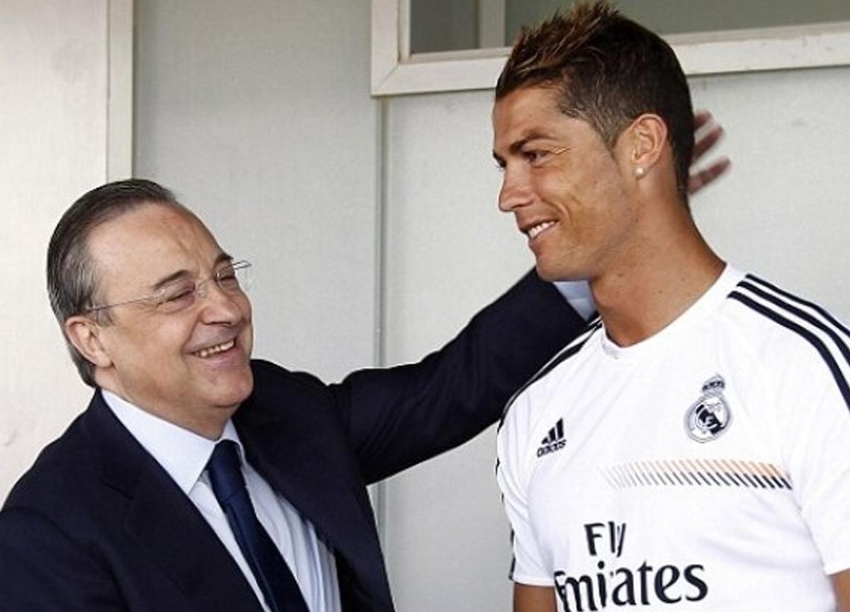 Geri dönecek mi? Florentino Perez'den Cristiano Ronaldo açıklaması