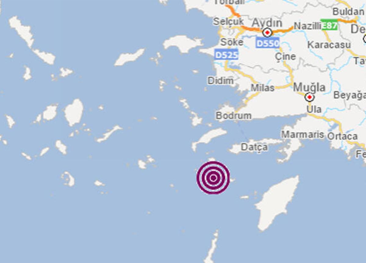 Ege Denizi'ndeki artan depremlerde 'yanardağ harekete geçti' iddiası!