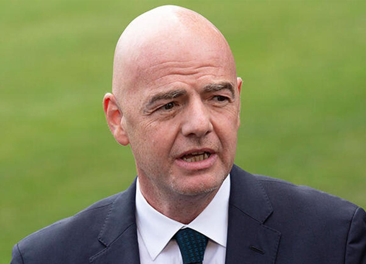 FIFA Başkanı, Avrupa Süper Ligi'ni şiddetle reddettiklerini açıkladı