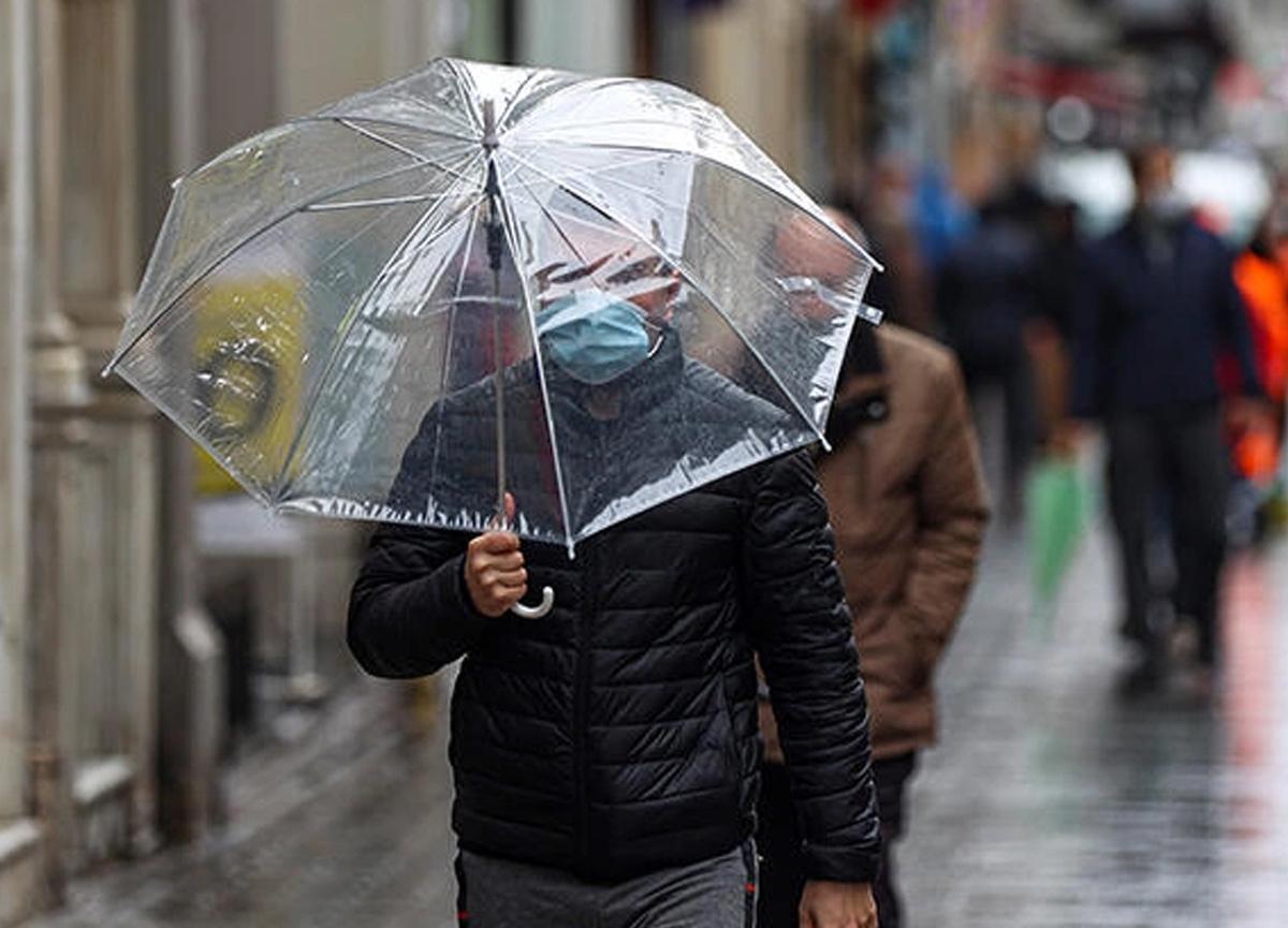 Meteoroloji'den son dakika uyarısı: Sağanak yağış bekleniyor