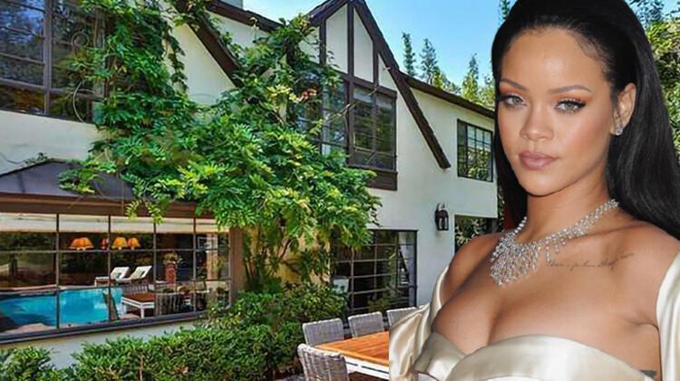 Mahalleyi satın alıyor! İşte Rihanna'nın yeni evi
