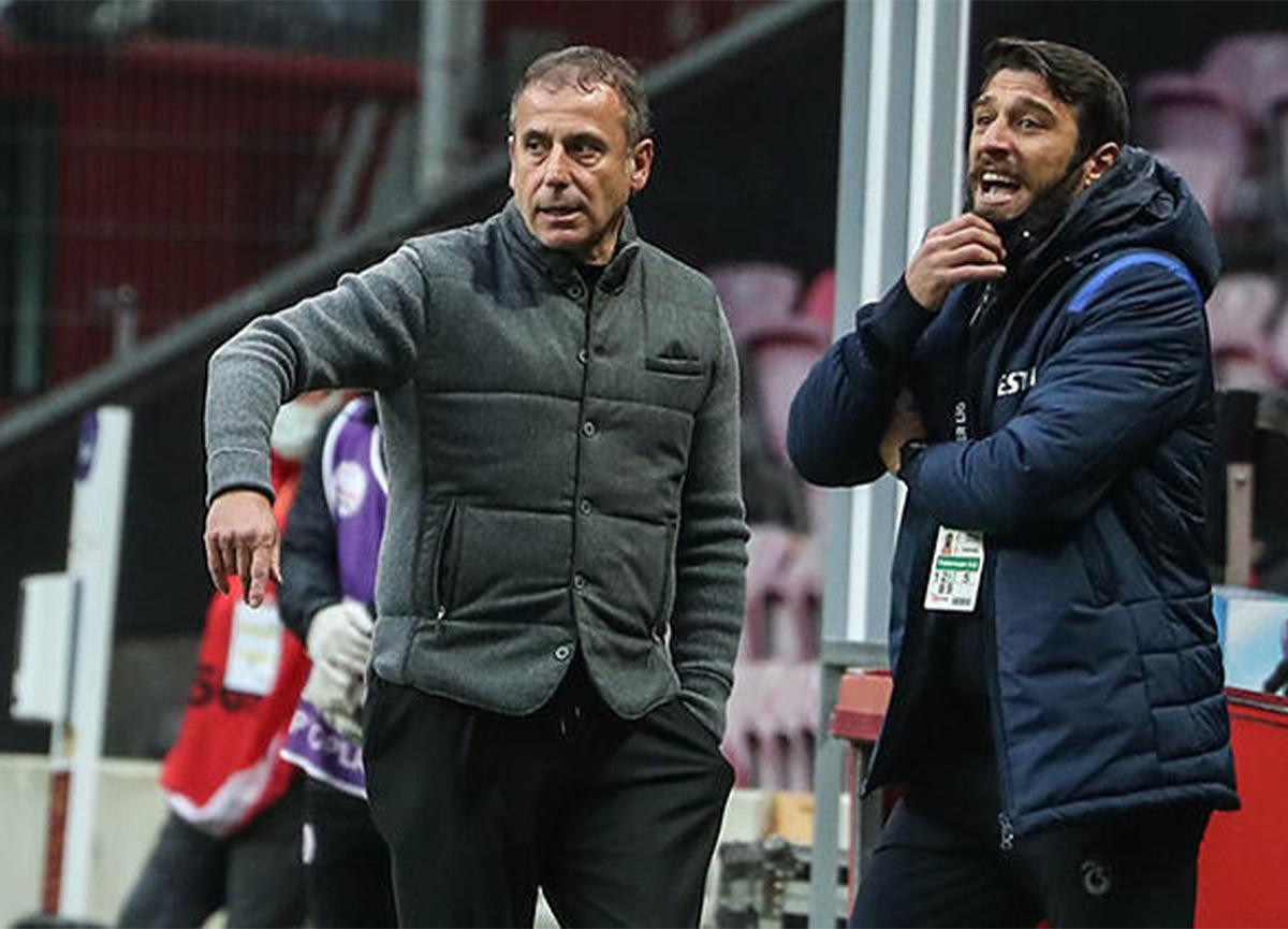 Abdullah Avcı, Galatasaray maçı sonrası konuştu: 'Çok sinirliyim'