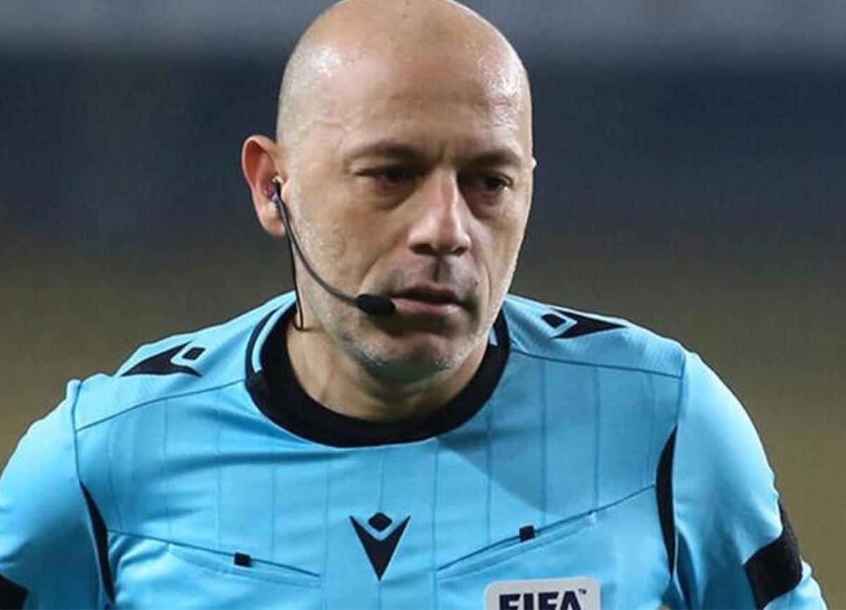 Cüneyt Çakır, EURO 2020'de görev alacak!