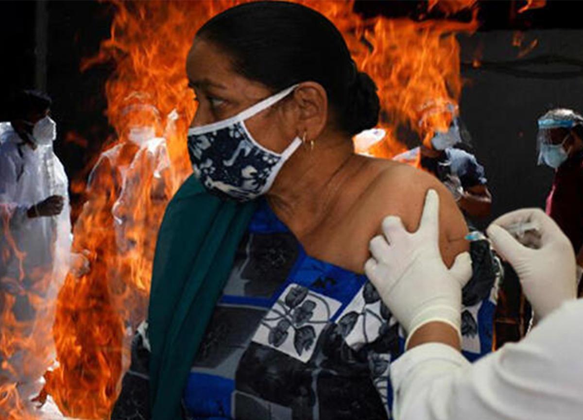 Hindistan'dan sevindiren haber! Yerli aşının etkinlik oranı açıklandı