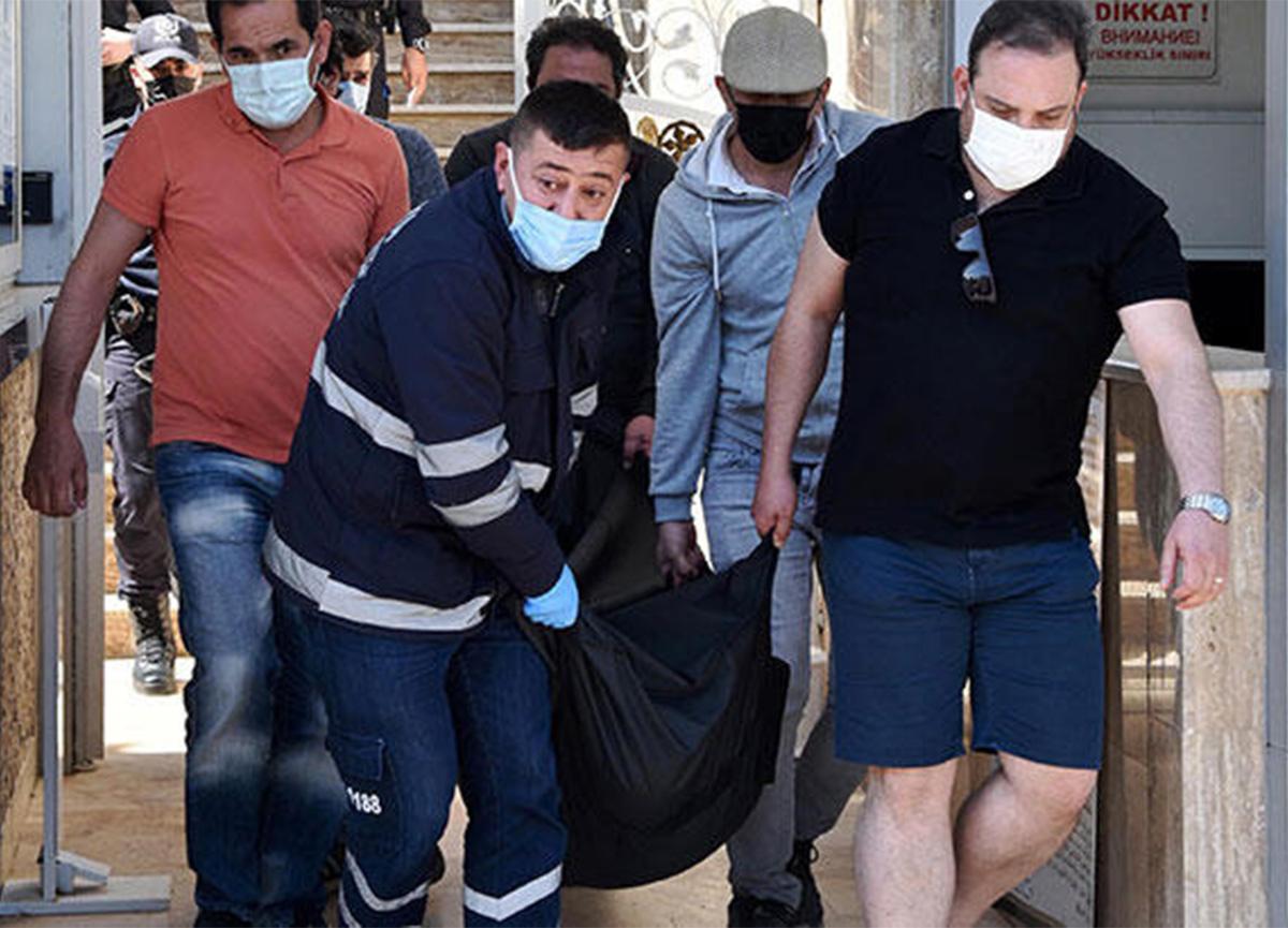Antalya'da şok! İranlı broker kaldığı apartta ölü bulundu