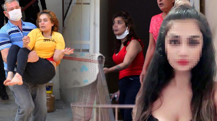 Genç kız uyuşturucu krizine girdi! Kendini banyoya kilitledi