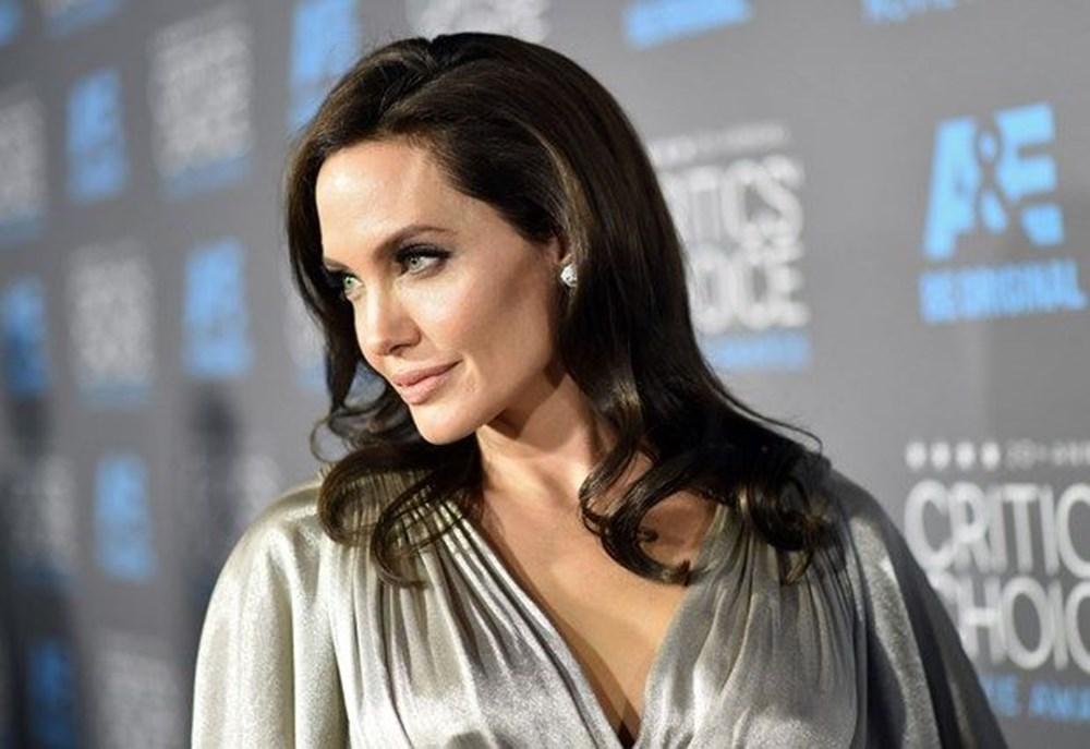 Angelina Jolie: Çocuklarım için oyunculuğa dönmek zorunda kaldım
