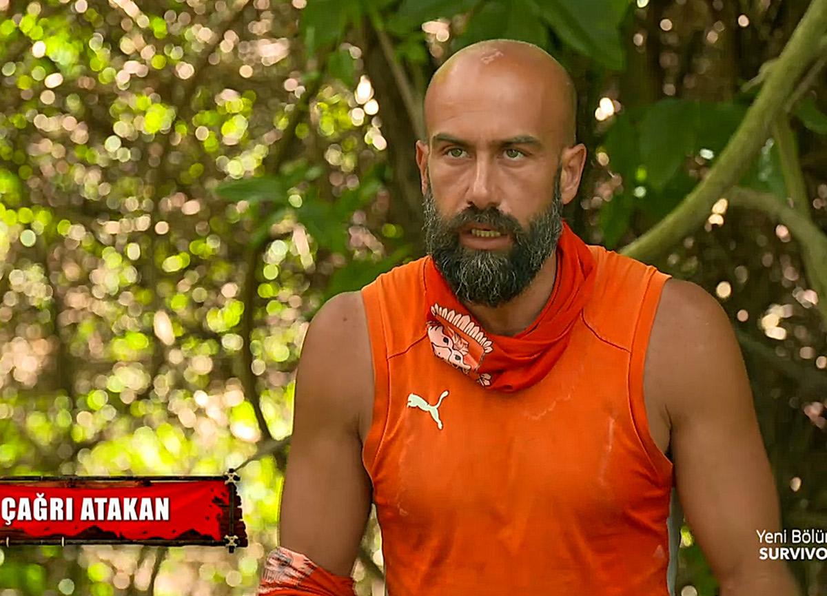 Survivor Çağrı kimdir, kaç yaşında, nereli? Survivor Çağrı Atakan neden diskalifiye oldu?