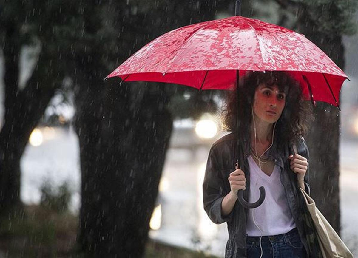 Meteoroloji'den son dakika hava durumu raporu! Sağanak yağış uyarısı