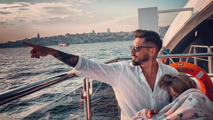 Fenerbahçeli Jose Sosa'nın sanat aşkı