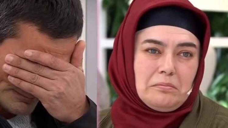 Esra Erol'da şaşkına çeviren anlar! 'Beni affet Muzaffer'