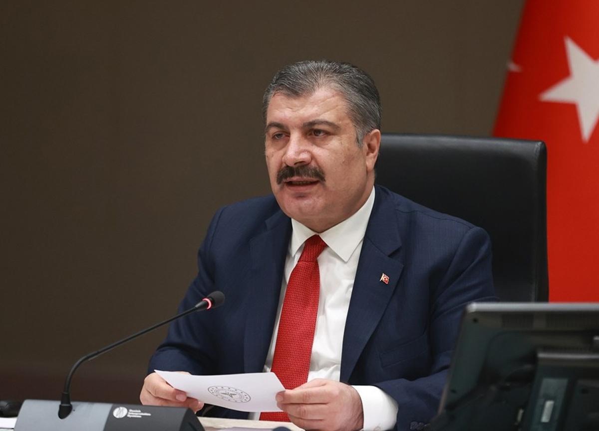 Son dakika: Sağlık Bakanı Koca: İstanbul'da vaka sayılarında yaklaşık yüzde 20 düşüş oldu