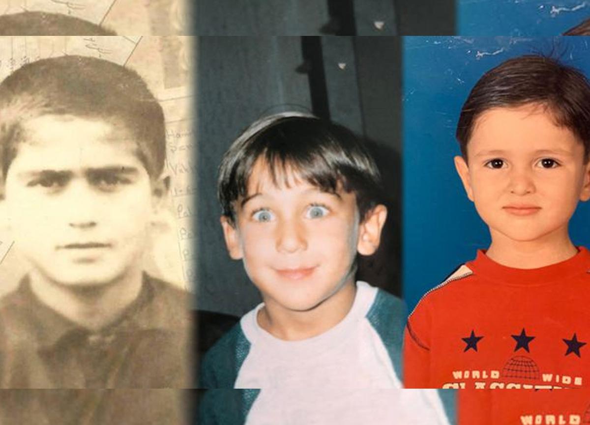 TFF, A Milli Takım oyuncularının çocukluk fotoğraflarını paylaştı