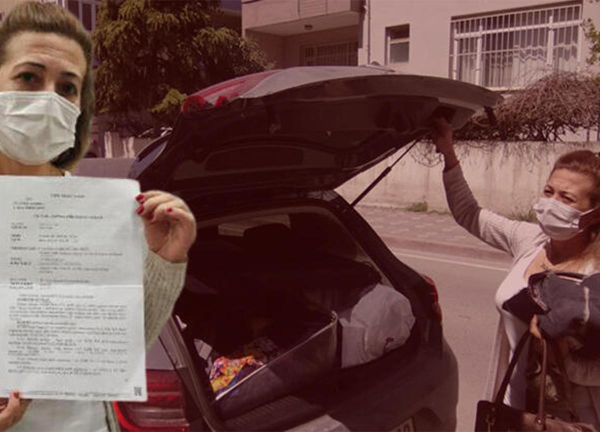 Akılalmaz olay! Eski sevgilisinden korkan kadın, otomobilde yaşıyor