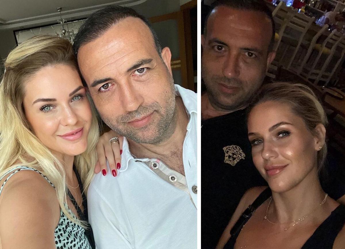Emine Ün, eşi Tolga Karakaş ile boşanma kararı aldıklarını açıkladı